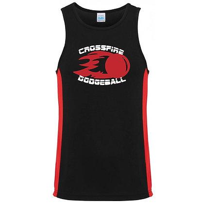 Crossfire Men's Contrast Vest