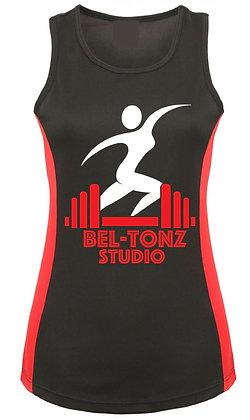 Bel-Tonz  Contrast Vest