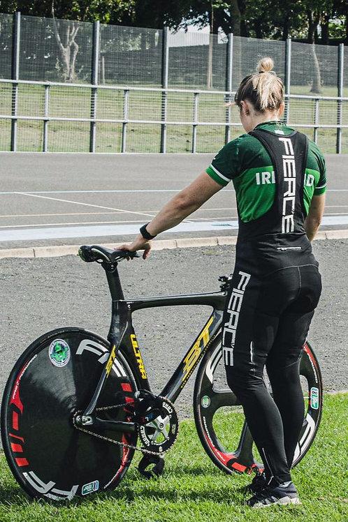 Fierce Bikewear Long Bib