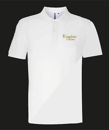 Kingdom Coaches Polo Shirt