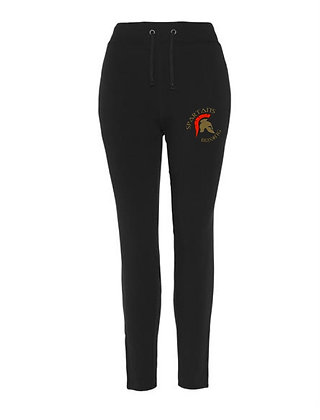 Spartan's Gym Women's Tapered Sweats