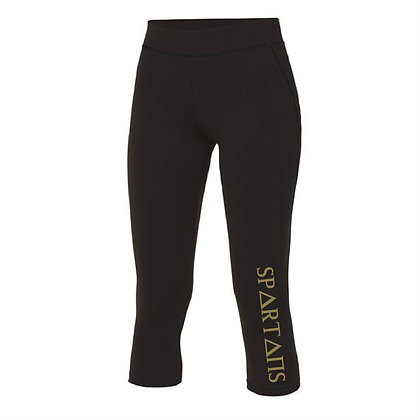 Spartan's Capri Leggings