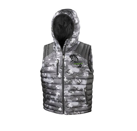 Forest Fitness Camo Gilet