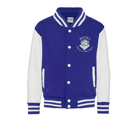 Bentra School of Irish Dance Varsity Jacket