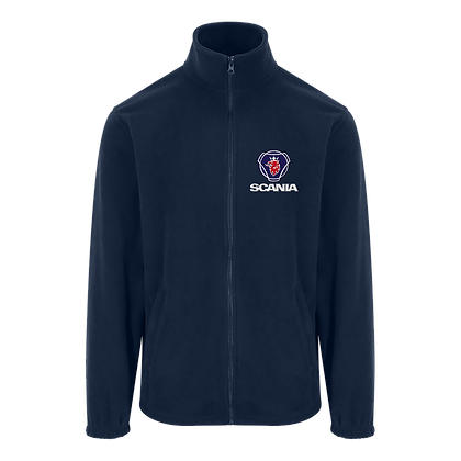 Scania Full Zip Fleece