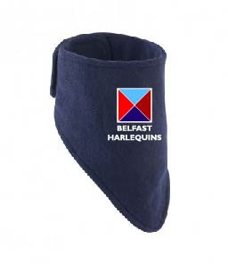 Belfast Harlequins Face/Neck/Chest Warmer