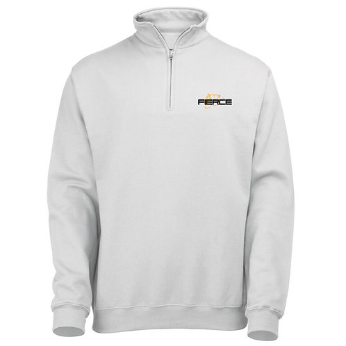 Fierce 1/4 Zip Sweatshirt