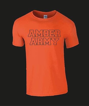 Carrick Rangers Amber Army T