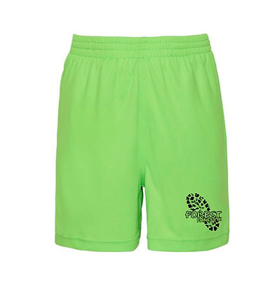 Forest Fitness Kid's Shorts