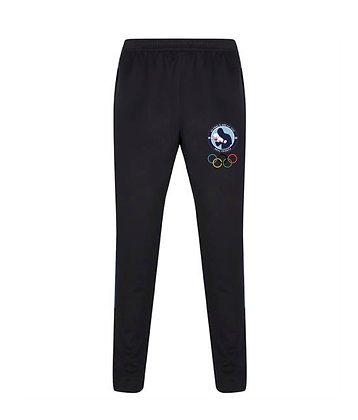St Pauls Boxing Kid's Performance Tracksuit Bottoms