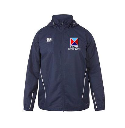 Belfast Harlequins Rain Jacket