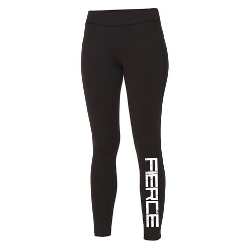 Fierce Cubs Full Leggings