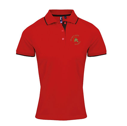 Spartan's Gym Women's Cool Polo