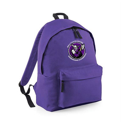 Barbarian's Backpack