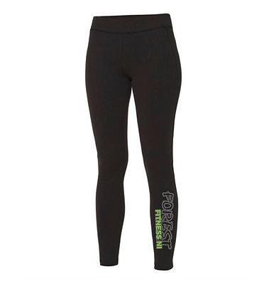 Forest Fitness Women's Leggings