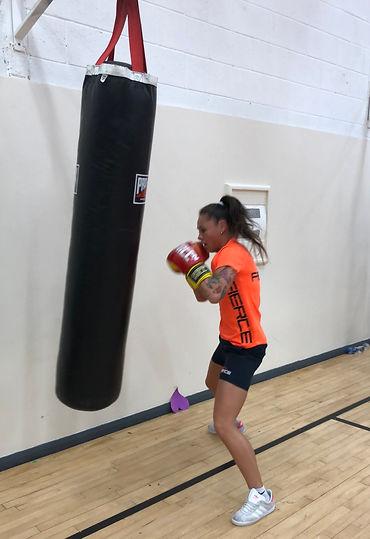 Carly McNaul, Wrecking Ball, Fierce Ambassador, Belfast Boxer, Women's Boxing, Commonwealth