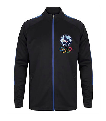 St Pauls Boxing Performance Tracksuit Top