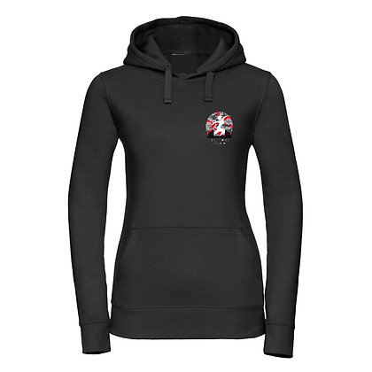 Bel-Tonz Pullover Hoodie Embroidered Front & Back