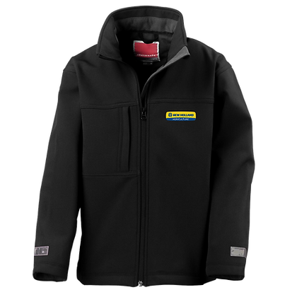 Kid's New Holland Softshell
