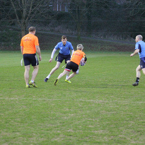 IRFU Tag Rugby League