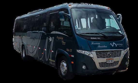 Transporte privado Minibuses