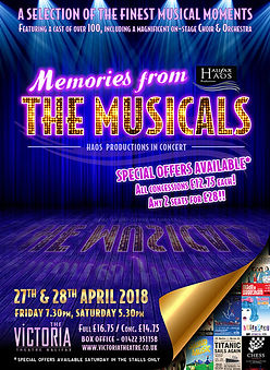 Memories from the Musicals