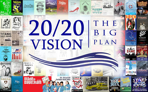 Our New Year Vision Launch Night