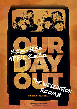 Our Day Out - Play Version (Cancelled)