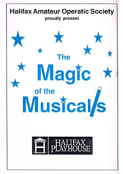 The Magic of the Musicals