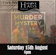 A NIGHT OF MURDER & MYSTERY