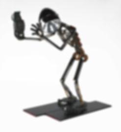 Turn The Other Cheek Sculpture by Artist Brett McDanel © Brett McDanel Sculpture