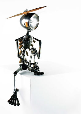 Sculpture by Artist Brett McDanel © Brett McDanel Sculpture
