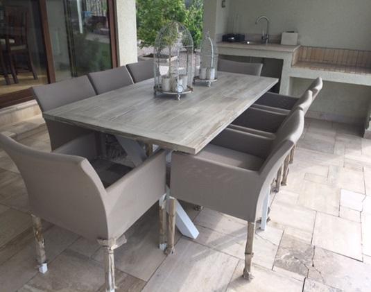 BRAC - Muebles de Terraza