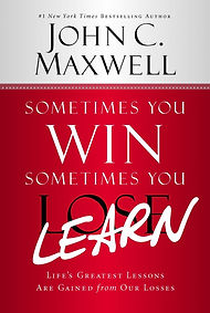 Sometimes You Win Sometimes You Learn .j