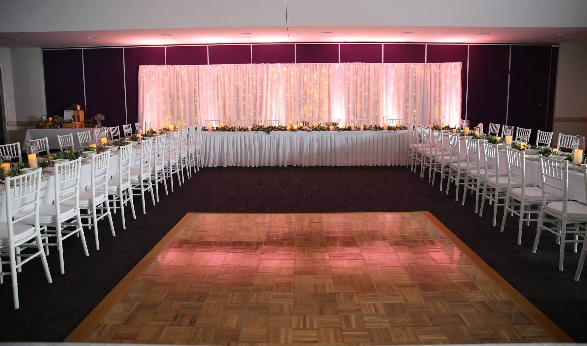 DECORATING DONE BY WEDDINGS & EVENTS
