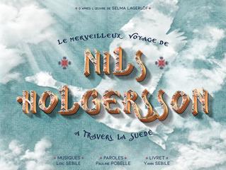 NILS HOLGERSSON, nouvelle création AdC