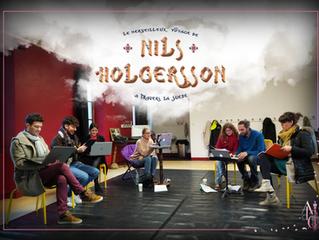 Nils Holgersson : Première Lecture