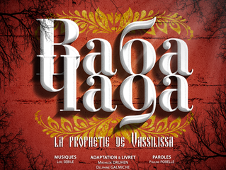 BABA YAGA, nouvelle création AdC