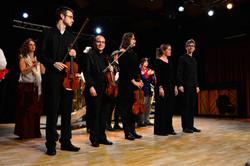 Musiciens - Les Misérables