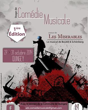 Stage AdC - Les Misérables