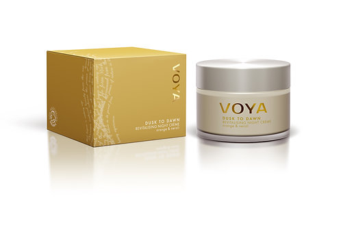Voya Dusk to Dawn- Revitalizing Night Créme