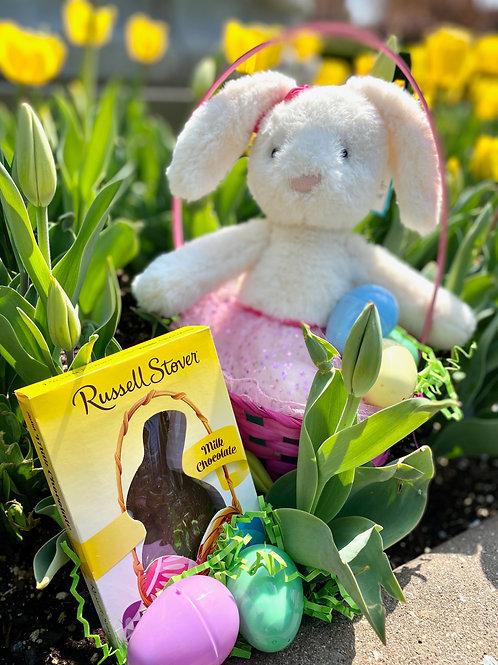 Ballet Bunny Easter Basket