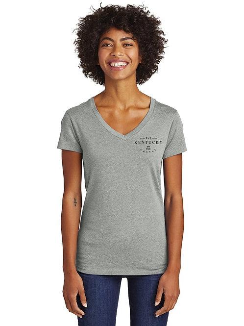 Ladies TKC V-Neck T-shirt
