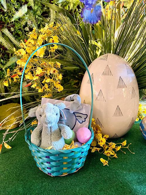 Animal & Book Easter Basket