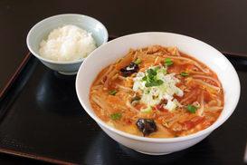トマト酸辣湯麺(冬季限定)