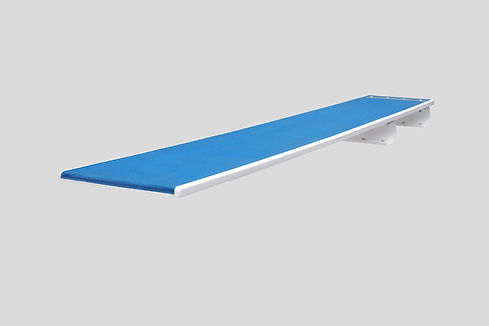 3.0 m Sprungbrett mit U-Federn