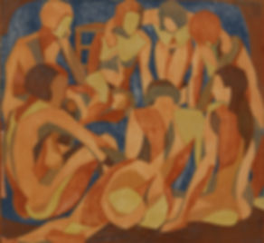 9 Redfern-  Tschudi-Nudes - Laura McRitc
