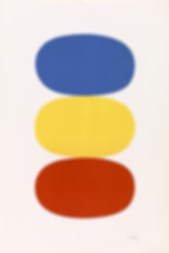 7 Kelly-Blue and Yellow and Red-Orange -