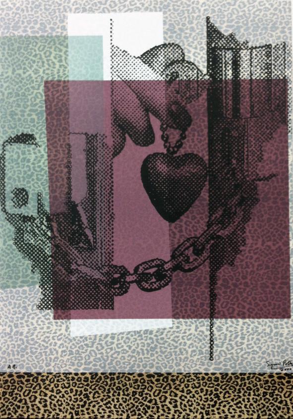 S.H.-oder die Liebe zum Stoff, ( S.H. or the love to fabric)