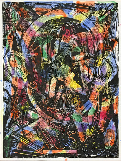 9 Jonathan Novak- Jim Dine The Bees and